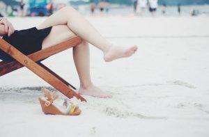sandale été